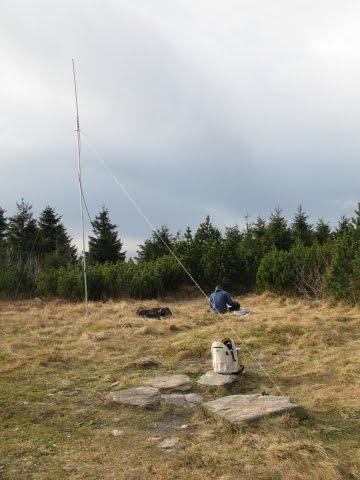 Velká Deštná (1115 m ASL)