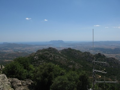 View from Monte Pino