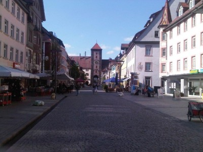 Historical center of Villingen