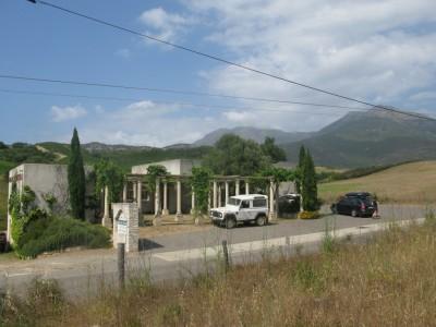 Domaine Pastricciola, Patrimonio