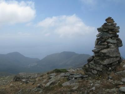 Monte Stello, 1307 m ASL