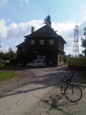 Kozlovský kopec (601 m ASL)