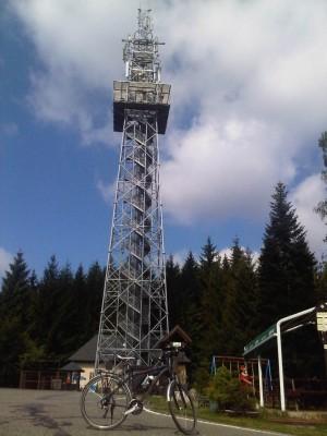 Andrlův Chlum (559 m ASL)