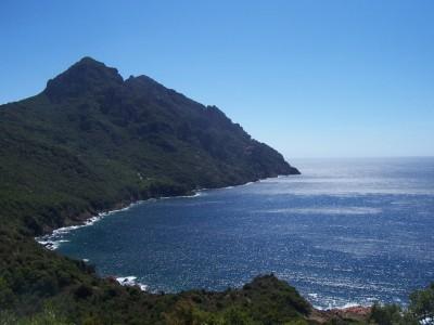Monte Senino and Punta Castellacciu