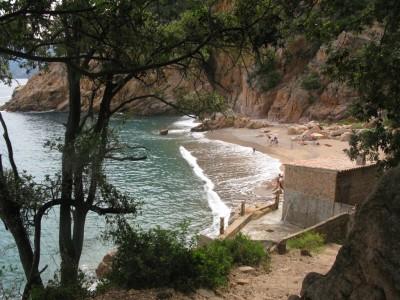 Ficajola beach