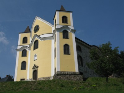 Church in Neratov