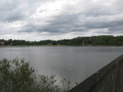 Seč water reservoir