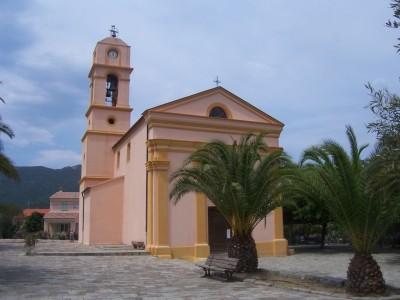 Church in Galéria