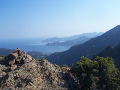 Galéria (from path to Punta di a Literniccia)