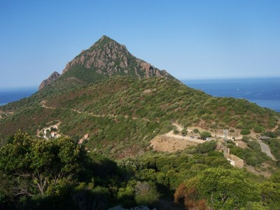 Punta Castellacciu and Bocca e Croce