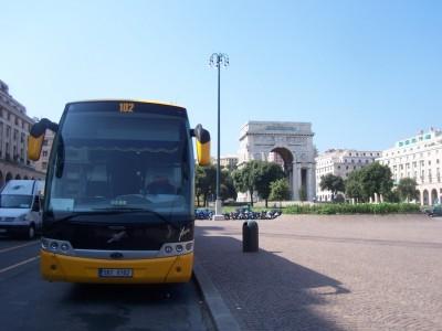 Genova Piazza Vittoria